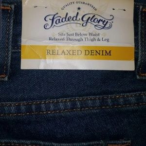 Faded Glory Relaxed Fit Jeans